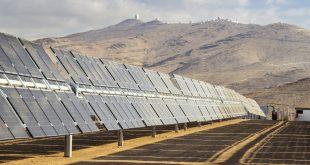 Energía renovable transición energética